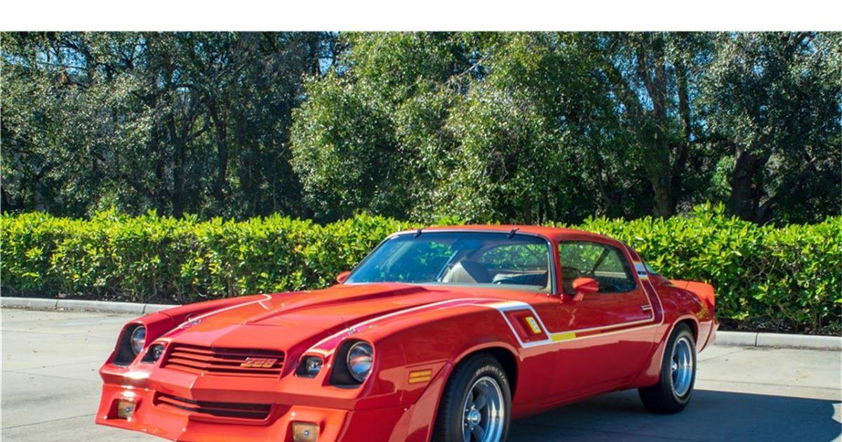 1980 Camaro Z28 For Sale in 2020 1980 camaro, Chevy