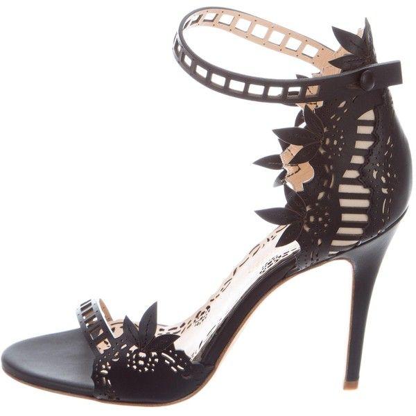 Sandales - Noir Marchesa Margaret yrRSe