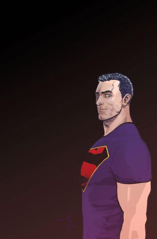 (DC COMICS) Superman by Aaron Kuder