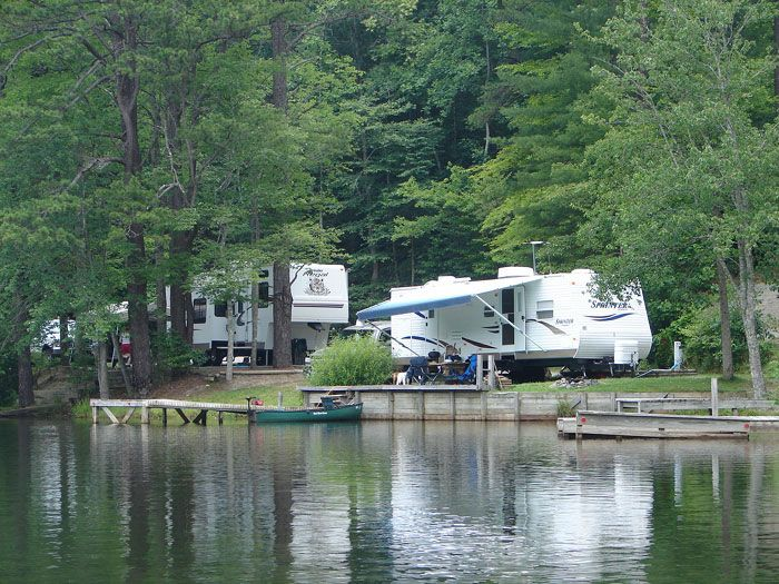 cascade lake recreation area campground nc camping oh the