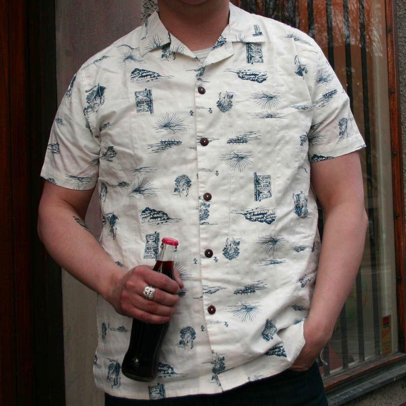 Lee Maui Cloud Dancer Shirt