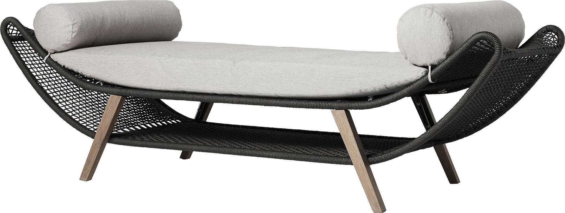 Look for reverie outdoor bench by modloft