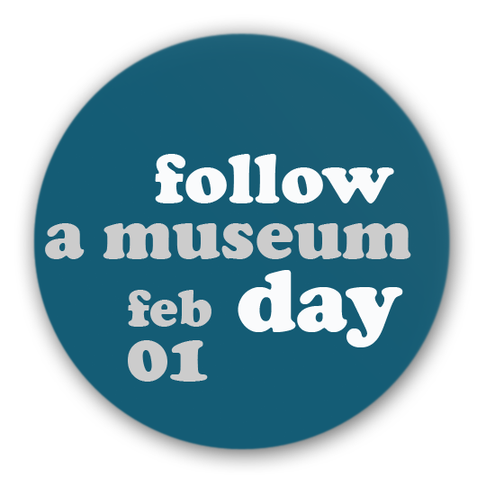 What ist »Follow a Museum Day 2015«?  http://www.followamuseum.org