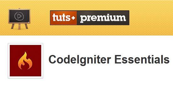 Tutsplus – CodeIgniter Essentials | Books Worth Reading | Pinterest ...