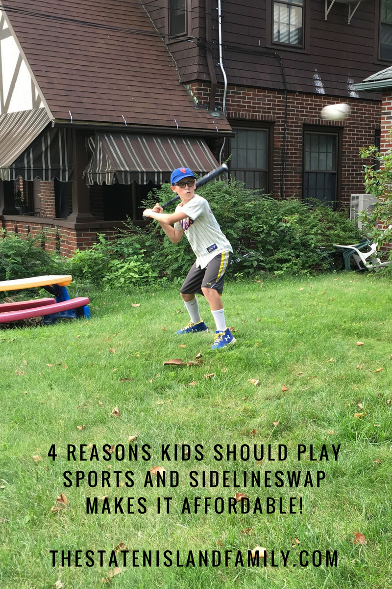 4 Reasons Kids Should Play Sports and SidelineSwap Makes