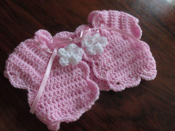 Baby dress set Crochet Pattern, crochet baby dress shrug hat ...