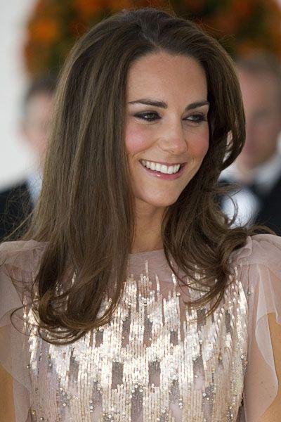 Kate Middleton Au Bhoutan Les Plus Belles Coiffures De La Duchesse