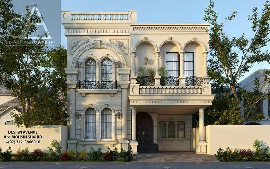 marla house plan elevation architecture design sustainable art join youtube community for also rh in pinterest