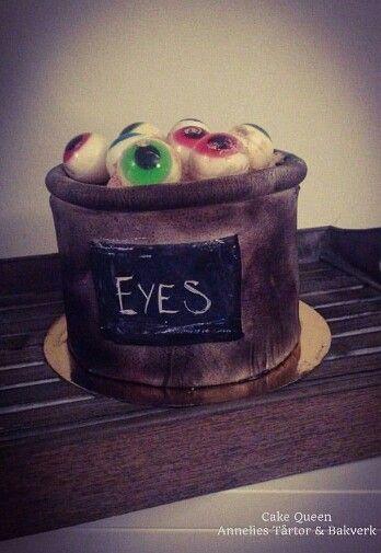 Cake eyes