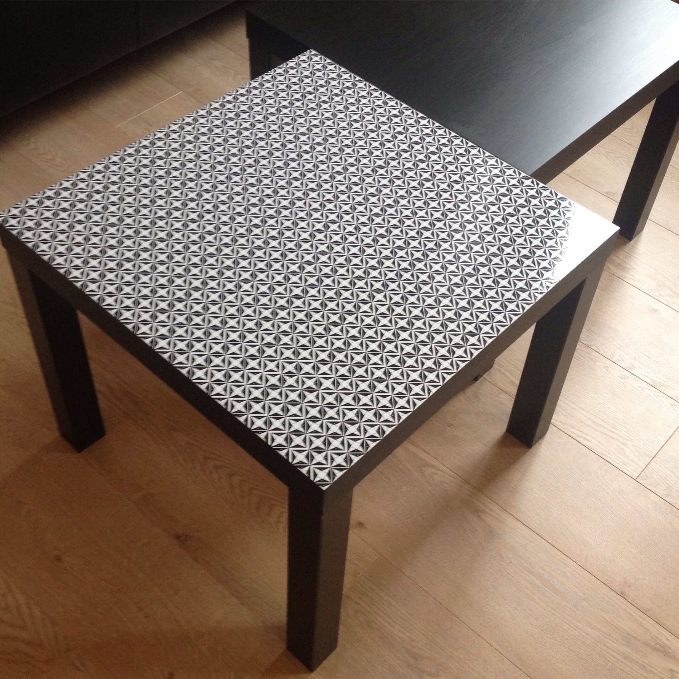 La C L Bre Petite Table Carr E Ikea Dominot