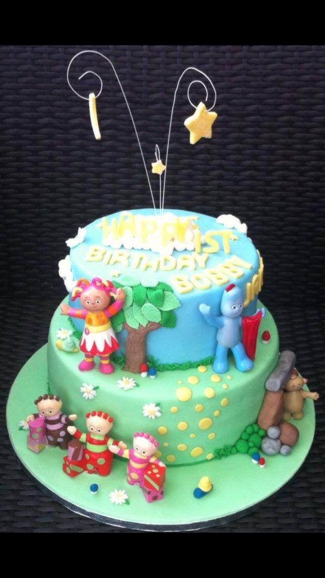 In the night garden cake | cake ideas | Pinterest | Night garden ...