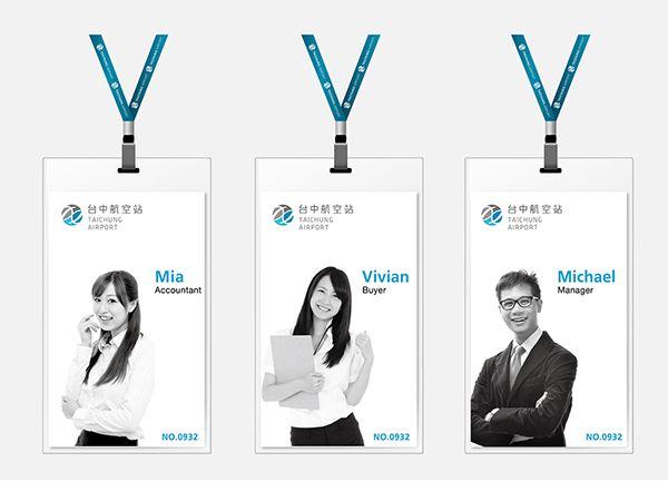 Taichung Airport Vi Proposal On Behance Kartu Nama Contoh Kartu Nama Desain Cv