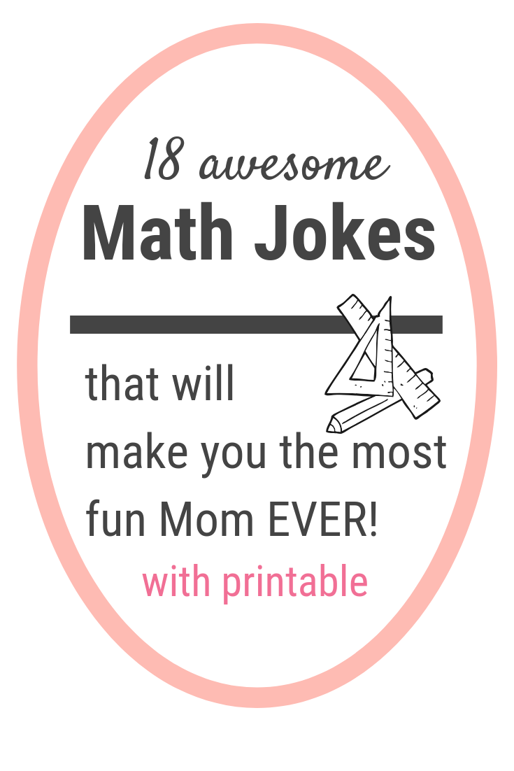 18 Really Funny Math Jokes For Kids Confidence Meets Parenting Funny Math Jokes Math Humor Math Quotes