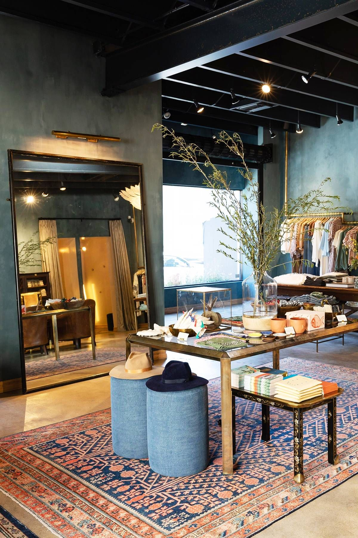 This Boho L.A. Clothing Store Is Giving Us Major Home
