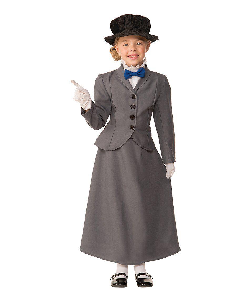 Take a look at this english nanny dressup set girls today