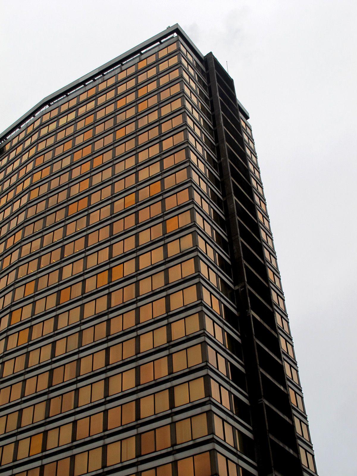 Towering building in #Antwerp #Belgium