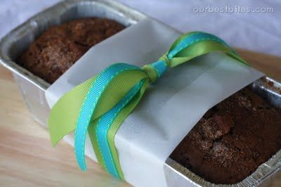 Chocolate Zuchini Bread
