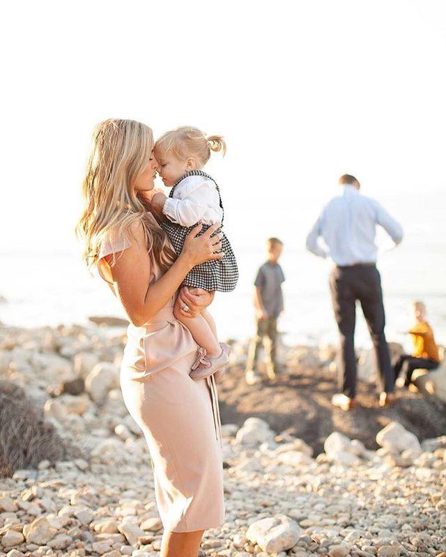 Mama moments. Photo by @jennaskitchen