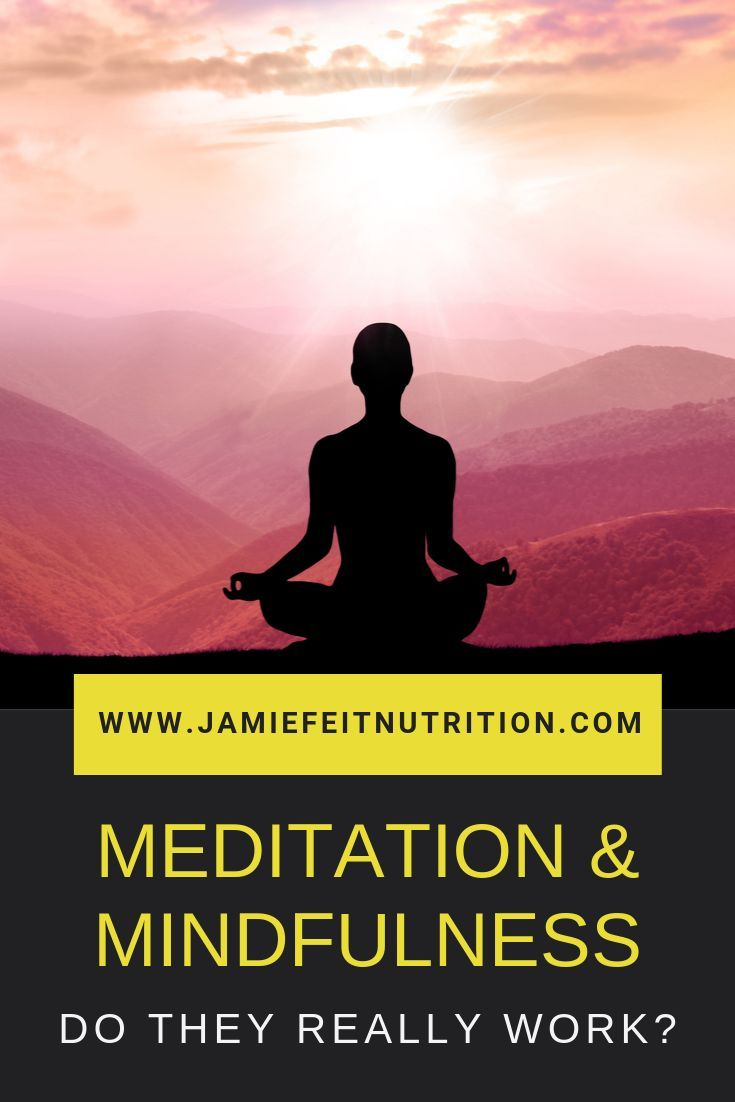 Does mindfulness and meditation really work? Learn how to manage your stress and wellness levels by implementing meditation and mindfulness into your daily health and wellness routine. #healthandwellness #healthylifestyletips #meditation #mindfulness