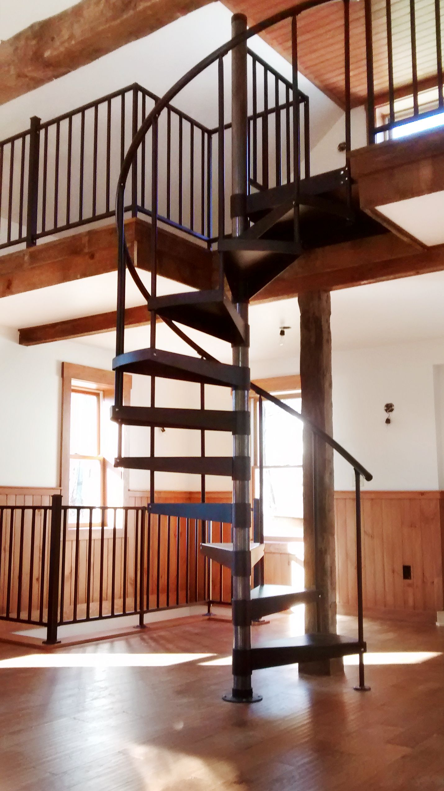 Best Pin By Salter Spiral Stair On Our Custom Made Stairs 400 x 300