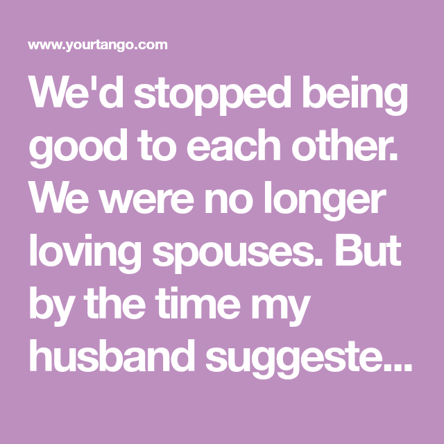 is our marriage worth saving