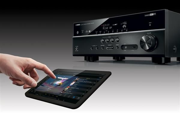 New Trio of Yamaha AV Receivers - RX-V577, RX-V477 and RX