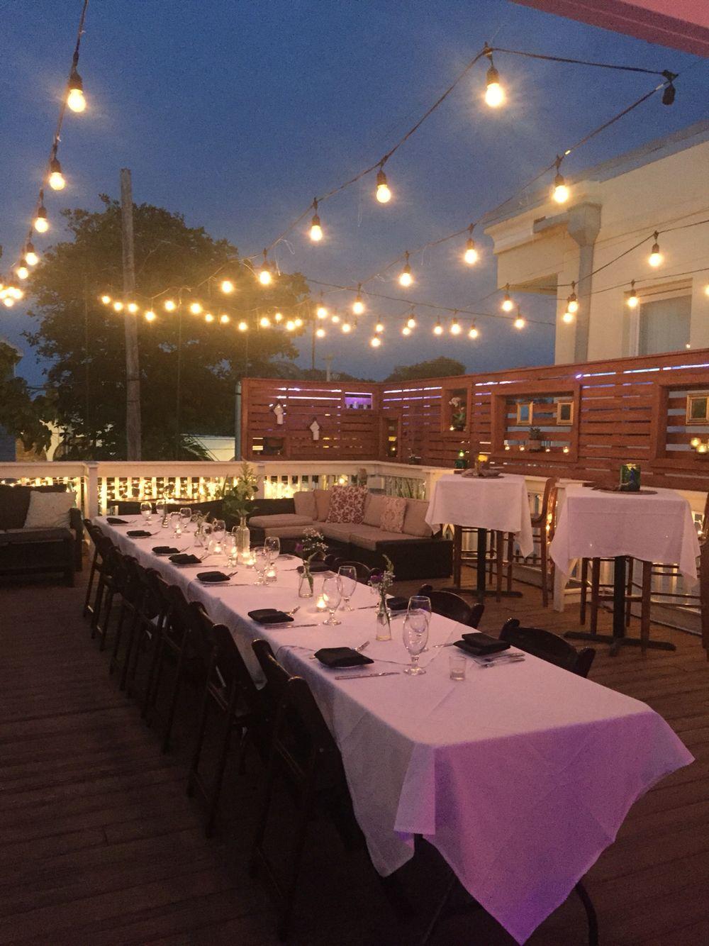 Bagatelle Key West Moon Lounge Moon Lounge Key West Wedding