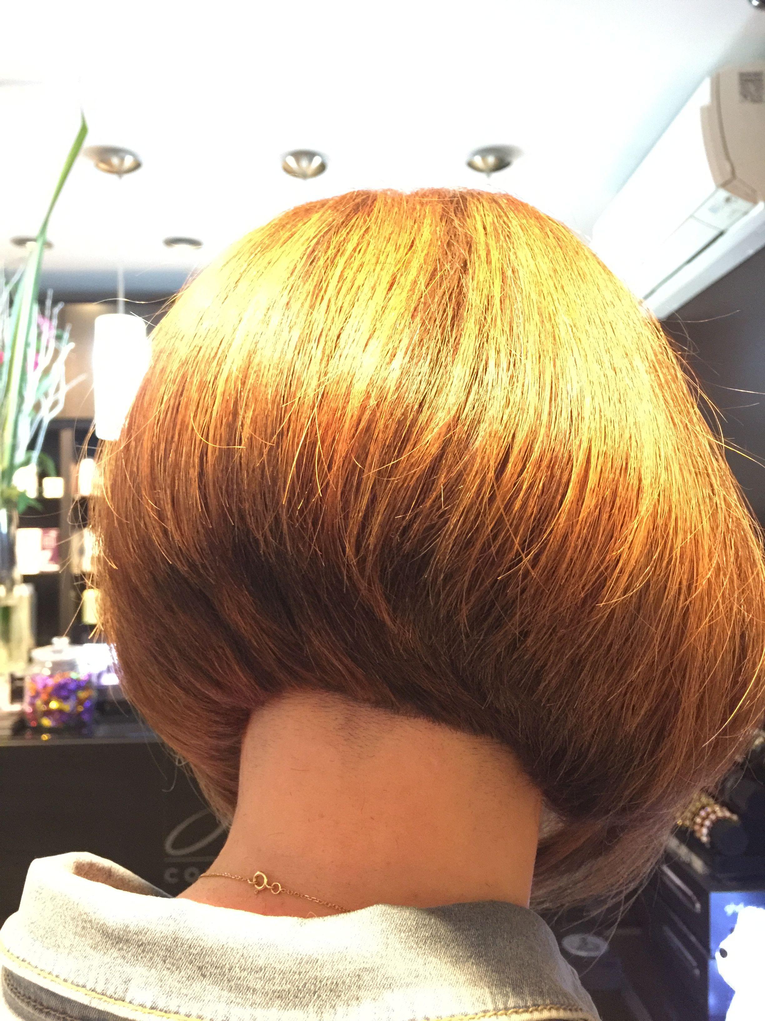 Pin by JohnpauL Coiffeurs Créateurs on Carré plongeant | Hair styles, Long hair styles, Beauty