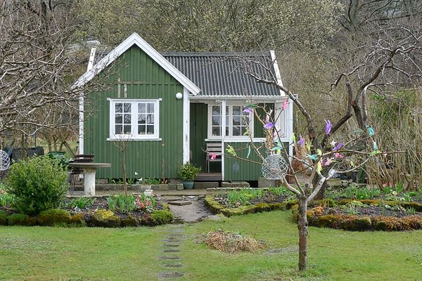 In Sweden Somewhere Tiny Cottage Cottage Design Tiny House Living