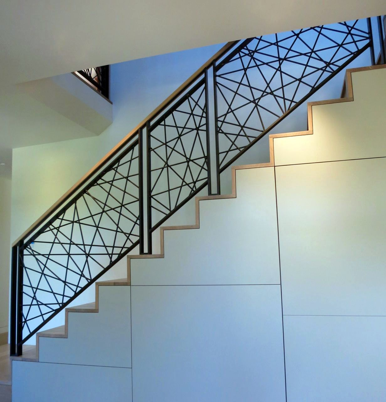22 Modern Innovative Staircase Ideas: The Next Level: 14 Stair Railings To Elevate Your Home