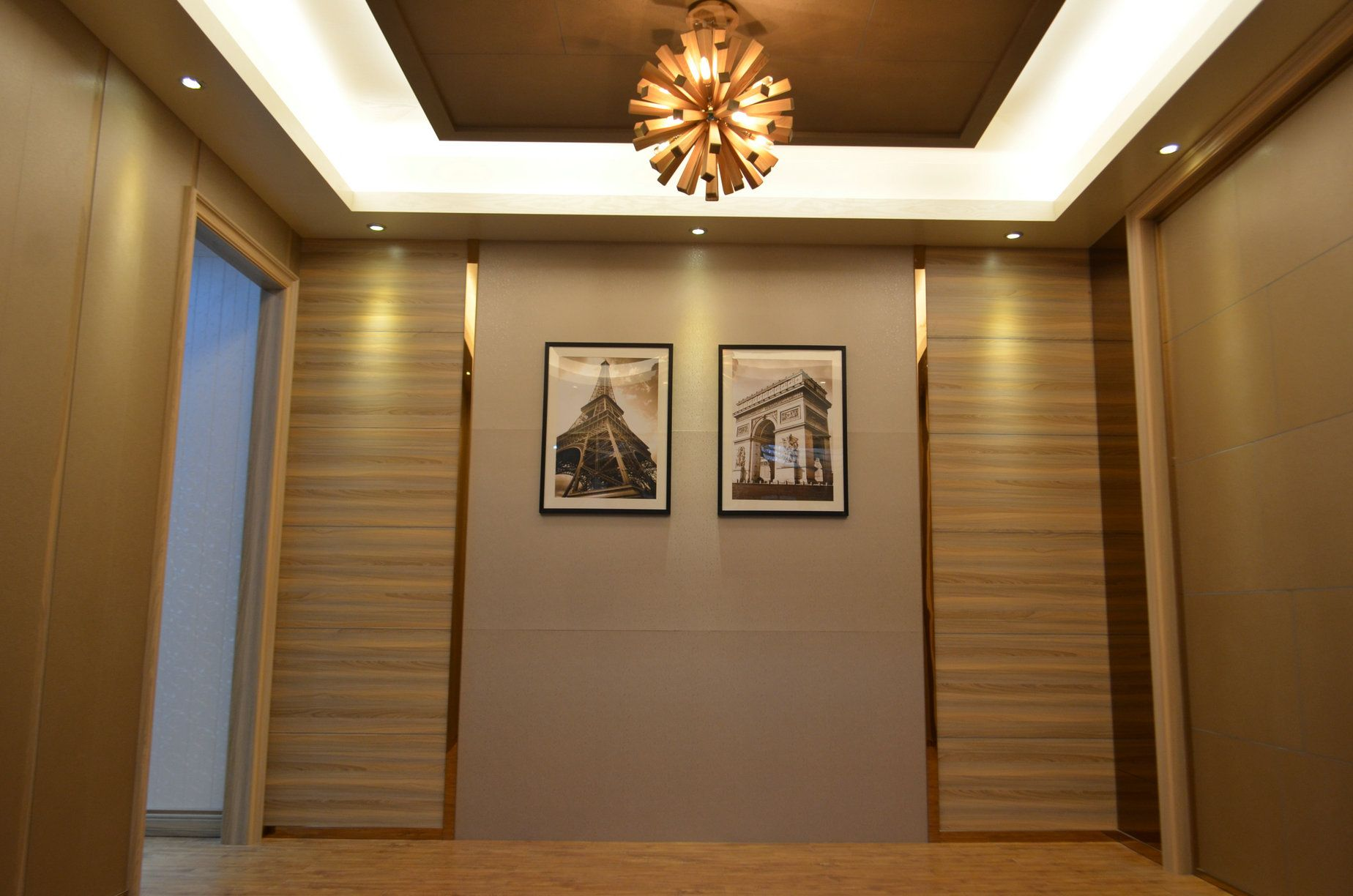 composite wall panel supplier in pune india wood grain wall