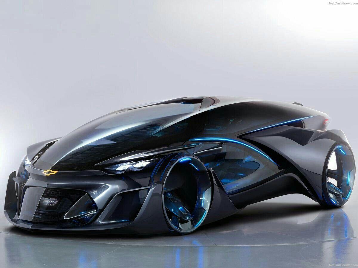 Sci Fi Futuristic Carsdiy