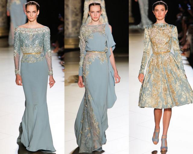 Elie Saab Haute Couture Otoño-Invierno 2012/2013