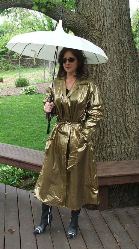Pin By Larry Stevensw On Rainy Days Raincoats For Women Vinyl Clothing Raincoat Jacket