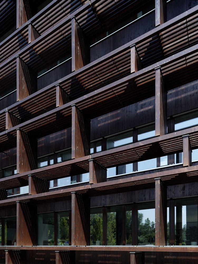 Galería de Sede Corporativa del Grupo i+R / Dietrich | Untertrifaller Architekten - 4