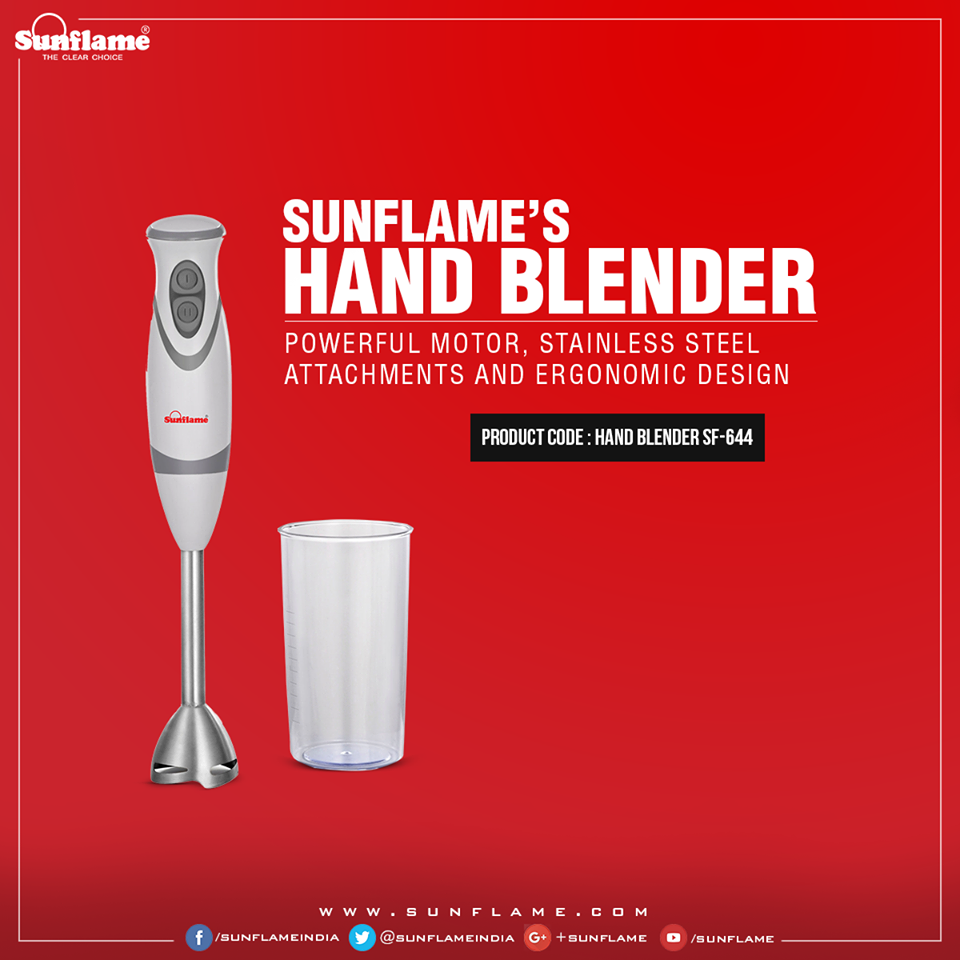Sunflame Is The Leading Kitchen Appliances Brands In India