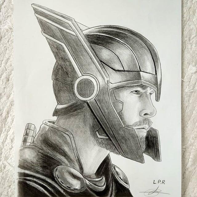 Thor Artista Lydriel Delorien Thor Thorragnarok