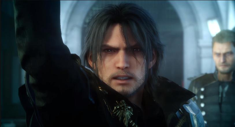 Final Fantasy XV - Royal Edition - Old Noctis