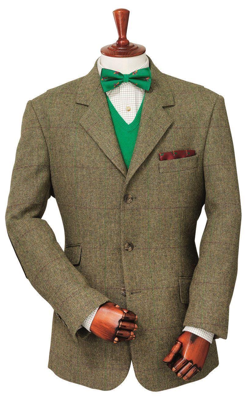 Laksen Dorset Tweed Sports Jacket