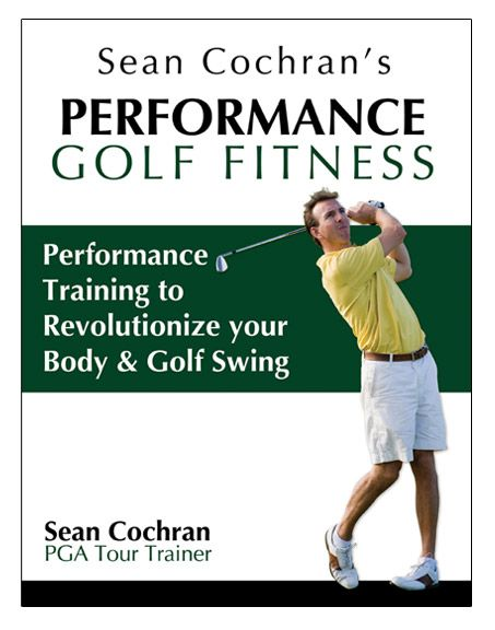 Golf fitness books