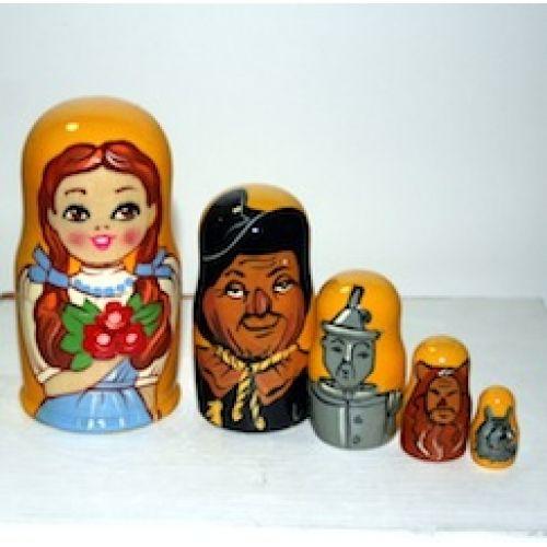 Wizard of Oz Babushka dolls