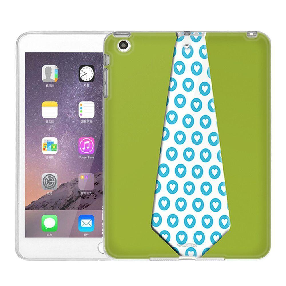 Apple ipad mini christmas necktie slim case products pinterest