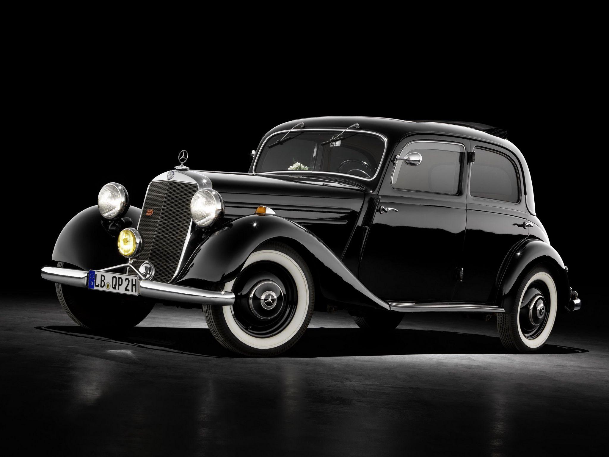 1946 - Mercedes 540 k - Photo de 20 - Voitures de collection - Au ...