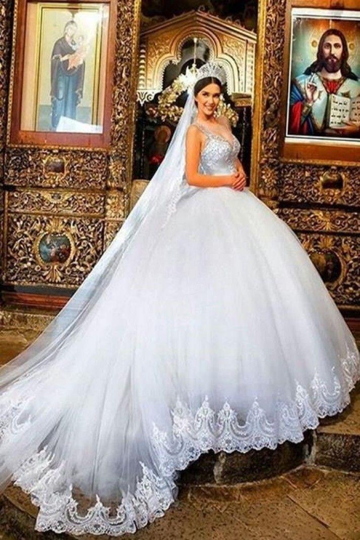 alsa-vestido de novia corte princesa para matrimonio en octubre