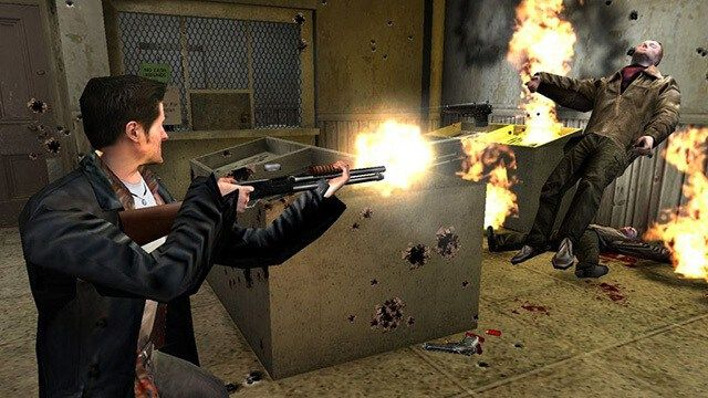 Max Payne 1 Free Download For Pc Full Version Highly Compressed Max Payne Download Games Download