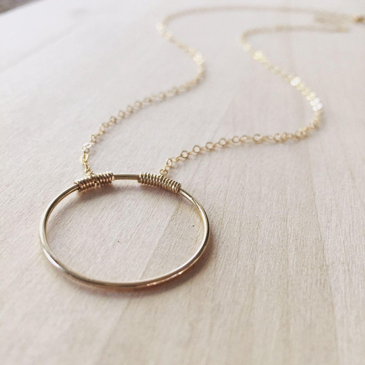 6fccbfd004be6e XL Eternity Necklace | style vibes | Jewelry, Bracelets, Fashion
