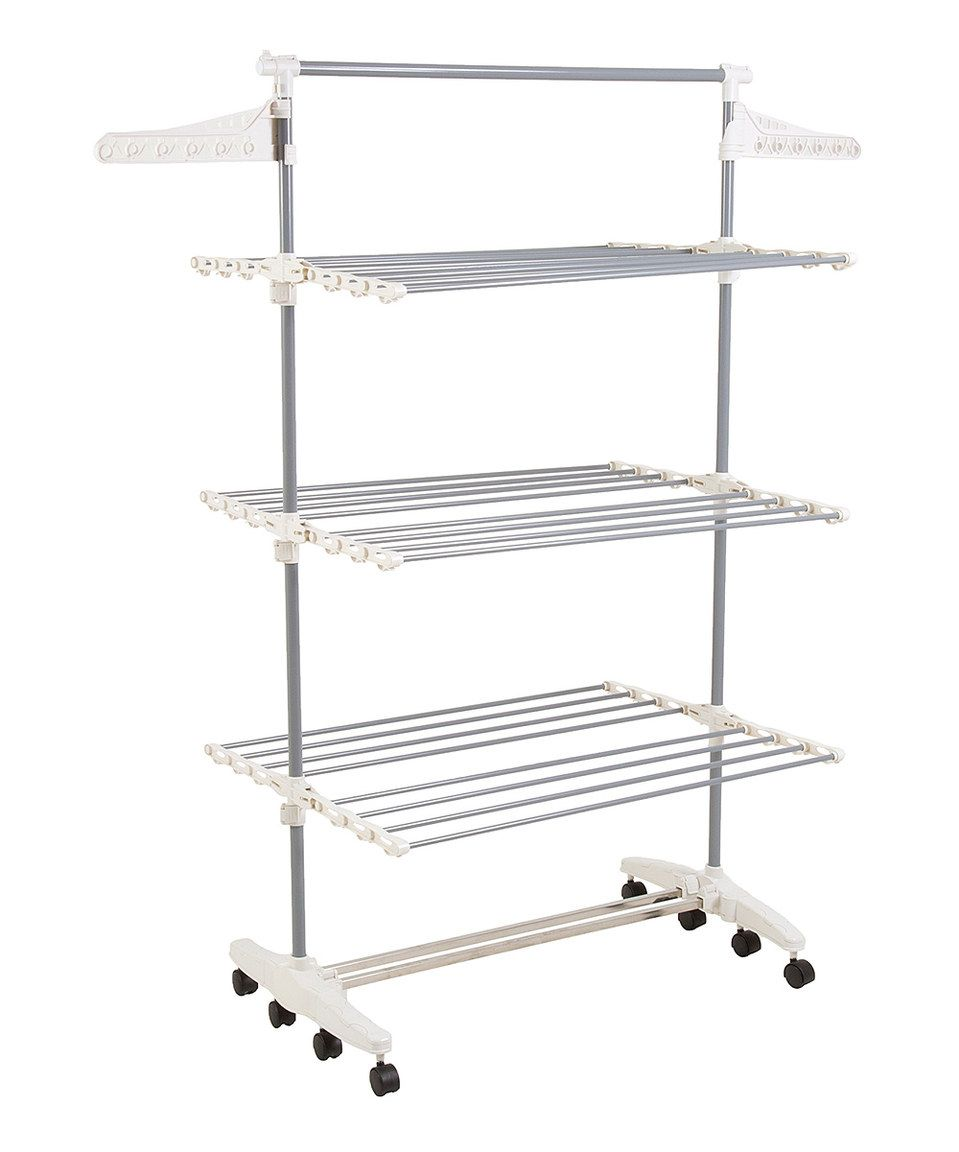 Clothes Drying Rack Walmart Love This Stainless Steel Drying Racktrademark Global On #zulily