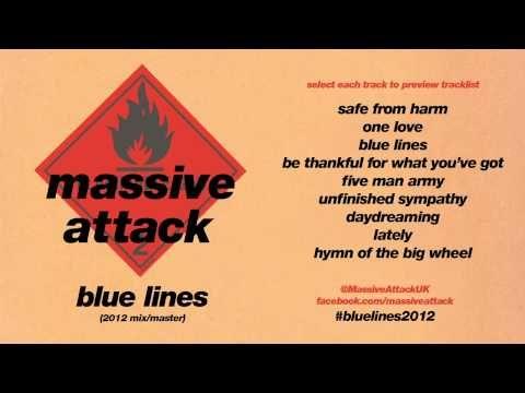 Massive Attack - Blue Lines 2012 Album Sampler