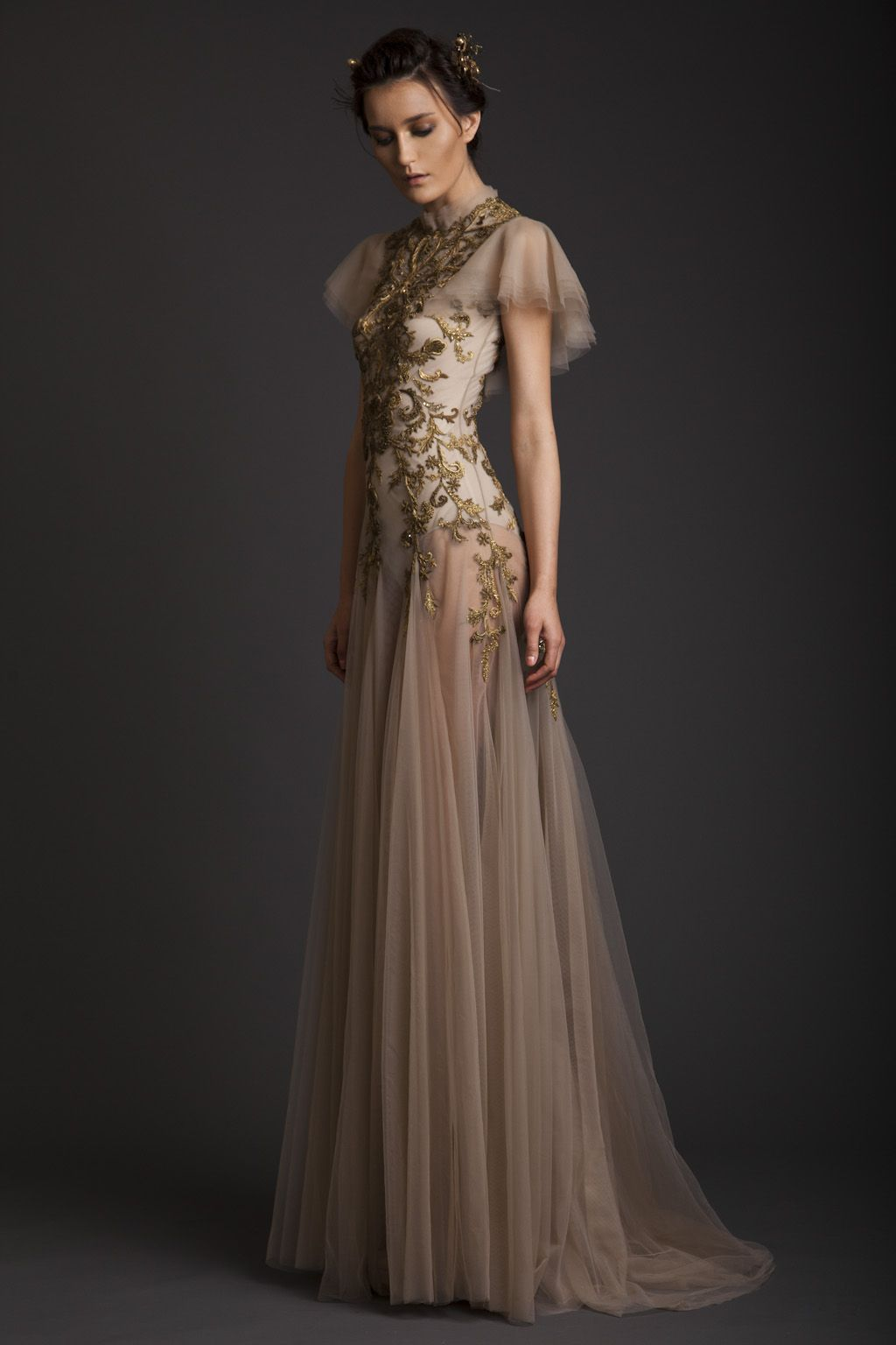 94c9fa216 Krikor Jabotian Summer Spring 2014 Collection