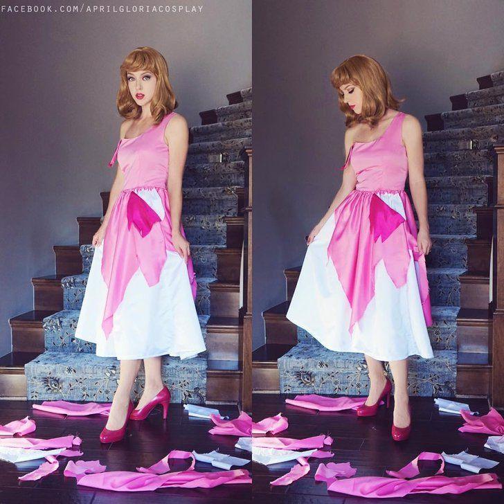 24 Magical Cinderella Halloween Costumes | Dizfraces, Caricaturas y ...